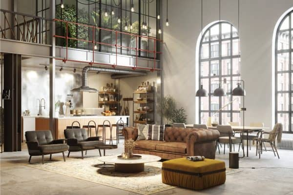 How To Furnish A Living Room [6 Must-Have Items And Ideas]