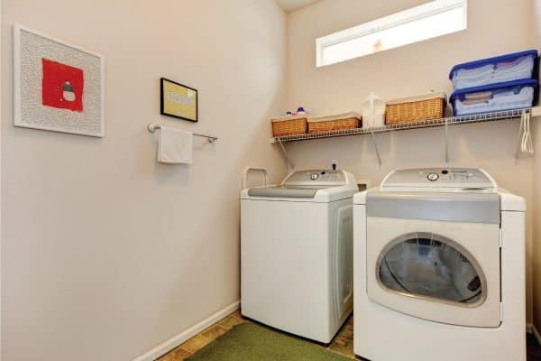 What's The Average Laundry Room Size By Dimensions?