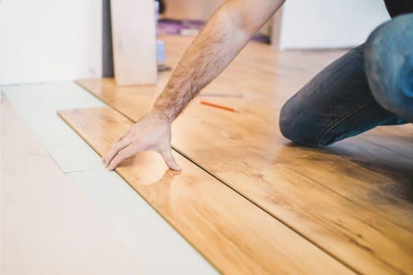 Read more about the article Can You Have Vinyl Flooring In The Living Room?