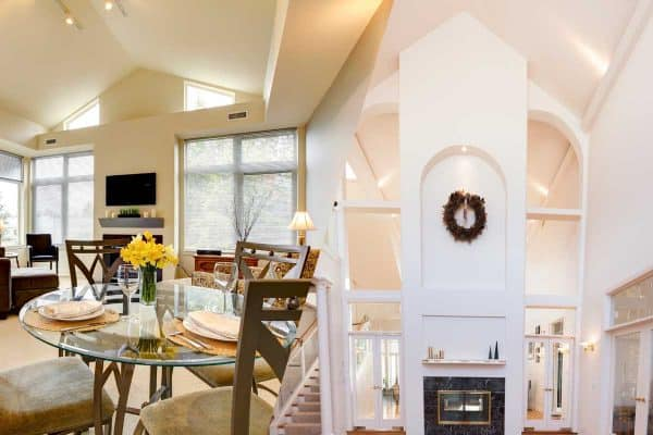 Read more about the article Vaulted Ceilings Vs Cathedral Ceilings – Everything You Need To Know