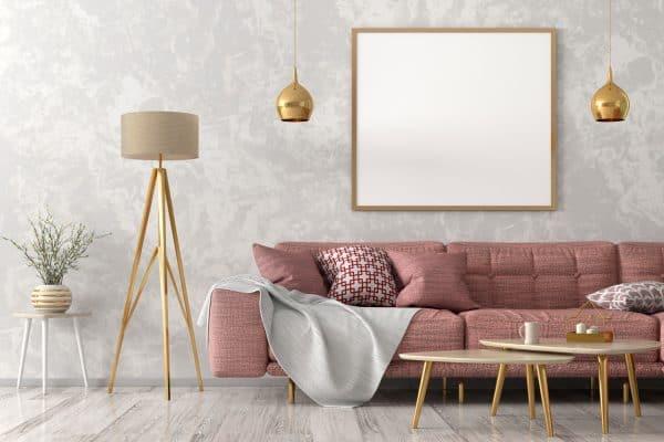 12 Lovely Living Room Floor Lamp Ideas