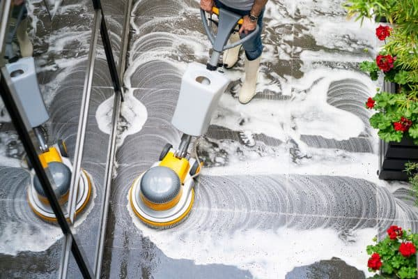 How To Clean The Floor Without A Mop In 7 Simple Steps