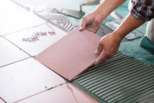 What Kind Of Paint Do You Use When Painting Ceramic Tile Floors?