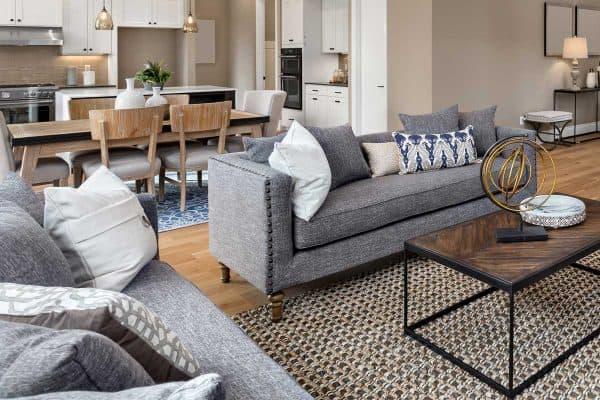 How To Match Kitchen Floor With Living Room Floor