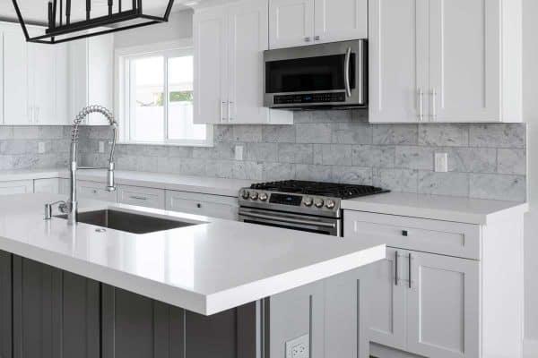 How High Do You Tile A Kitchen Backsplash?