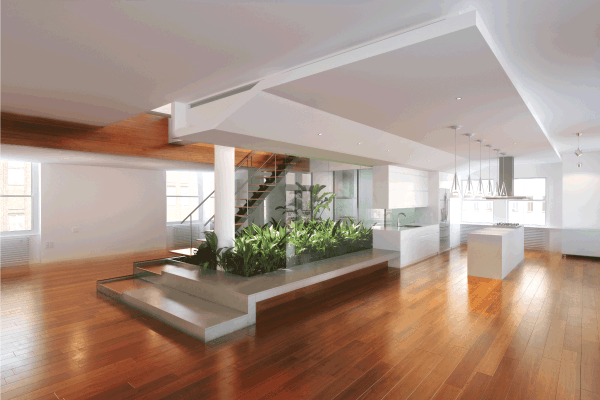 What Is The Best Wood Flooring For Living Room? [5 Options Explored!]