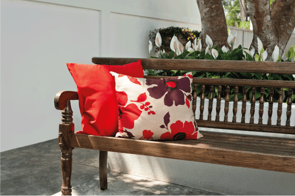 What Is The Best Material For An Outdoor Porch Bench?