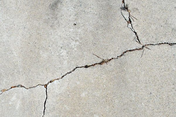 How To Fix Hairline Cracks In A Concrete Driveway