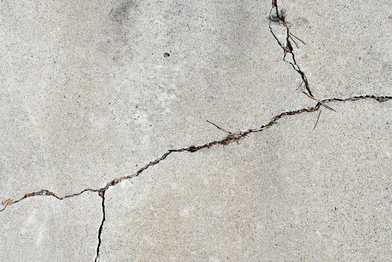 Hairline cracks on the driveway, How To Fix Hairline Cracks In A Concrete Driveway