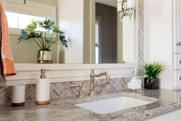 Read more about the article Should Bathroom Countertops Match The Floor?