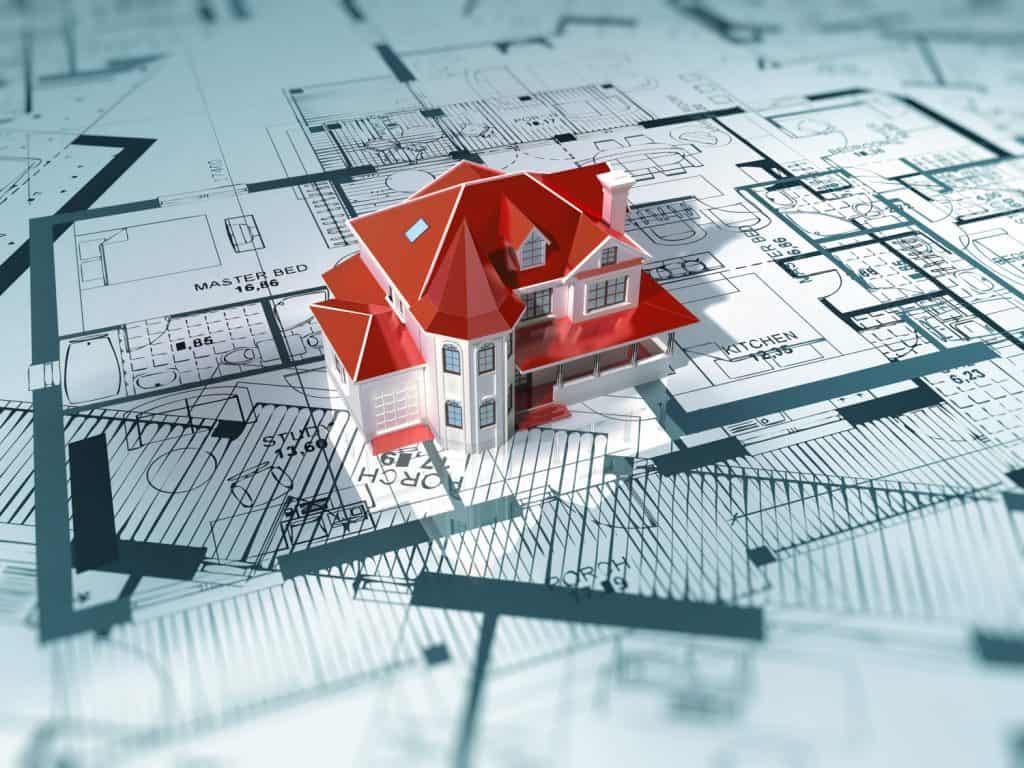 Home Interior-House Blueprint