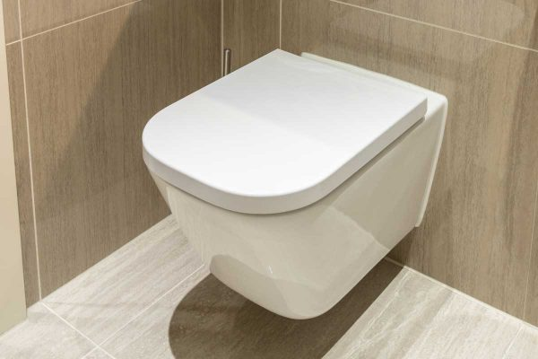 What Is The Standard Toilet Room Size And How Big Is A Typical Toilet?