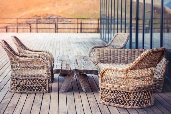 How To Clean Bamboo And Rattan Furniture [5 Easy Steps!]