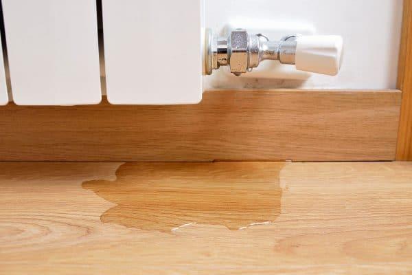 Leak Under Bathroom Floor – What To Do?