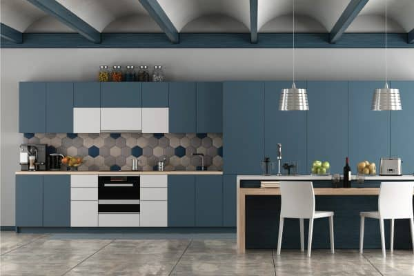 Read more about the article Should A Backsplash Match The Wall Color?