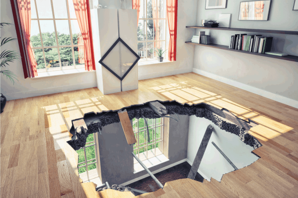 How Much Weight Can A Living Room Floor Hold? [You'll Want To Know This Answer!]