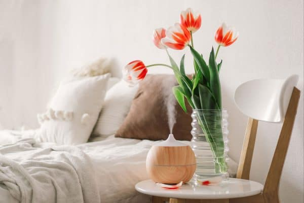 Where To Put A Humidifier In Your Bedroom