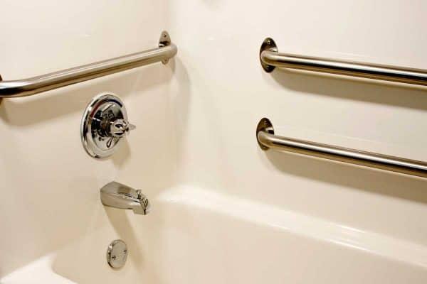 How To Remove Bathtub Grab Bars