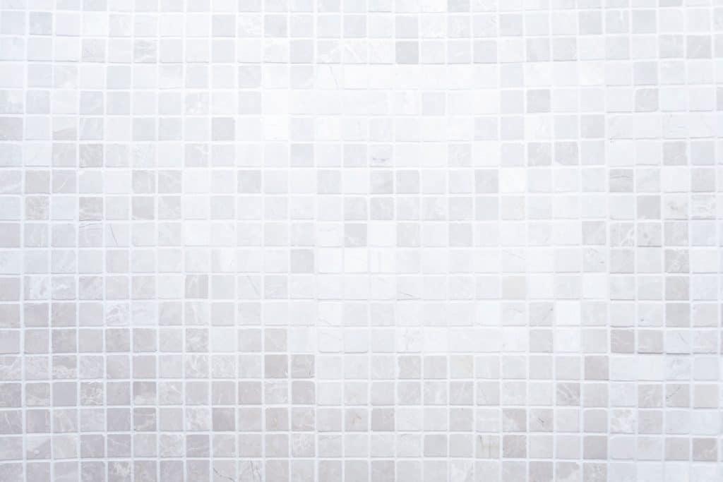 Bathroom tiles inside a modern bathroom
