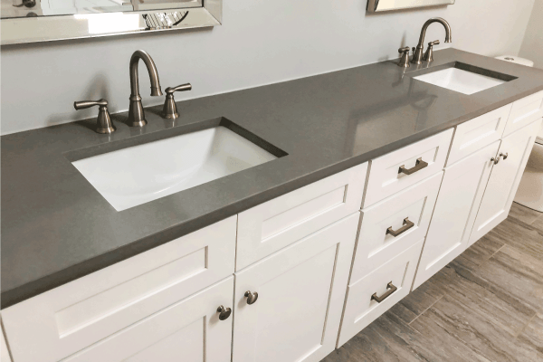 How Much Do New Bathroom Cabinets Cost?