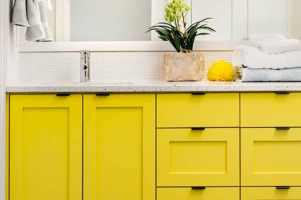 How Long Does It Take To Paint Bathroom Cabinets?