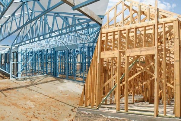 Read more about the article Metal Framing Vs Wood Framing – What Are The Differences?