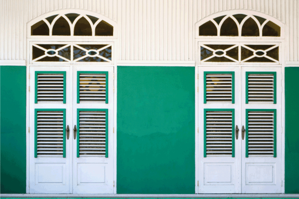 Are Louvered Doors Out Of Style?