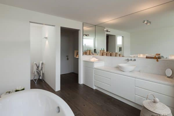 How Tall Are Bathroom Cabinets? [Standard Dimensions Explored]