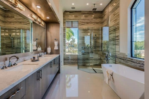 Read more about the article What Wall Color Goes With Gray Bathroom Cabinets?