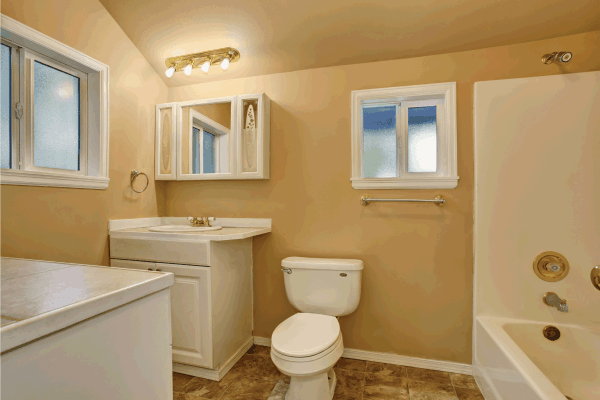 Are Bathroom Cabinets Waterproof? [And How To Waterproof Them Even More]