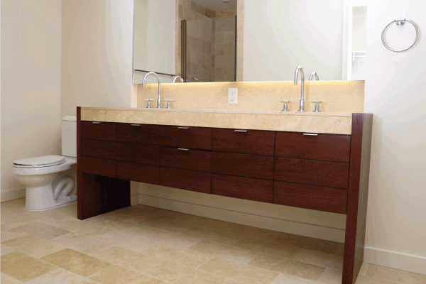 What Size Vanity Do You Need For 2 Sinks?