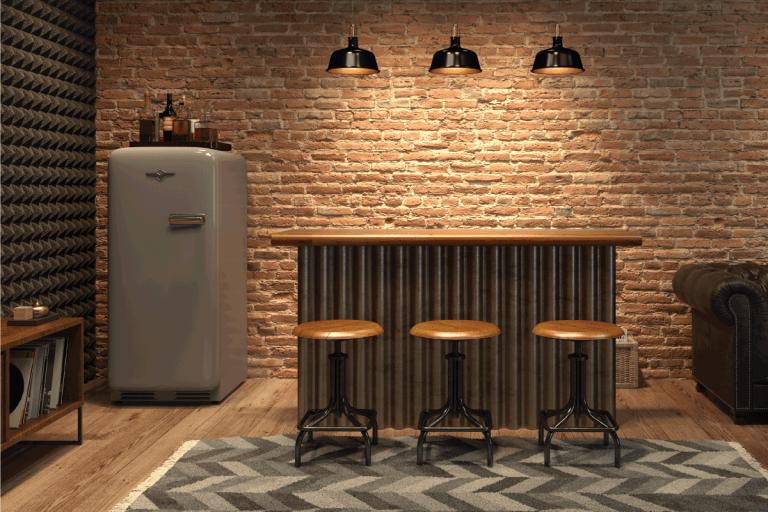 modern man basement room with bar. 11 Remarkable Basement Bar Ideas