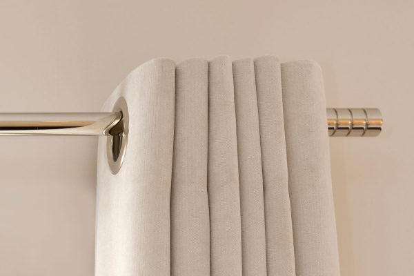Read more about the article How To Hang Curtains On A Sloped Ceiling In 5 Steps