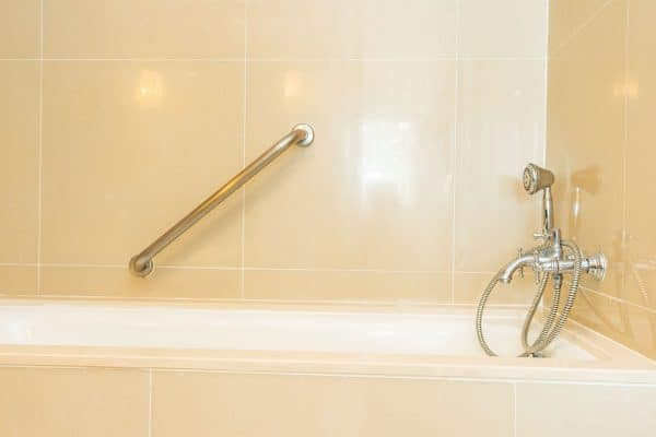 Read more about the article How High Should Grab Bars Be Installed In A Shower?