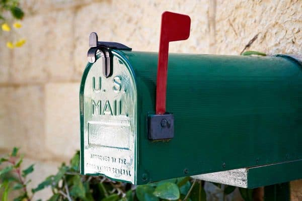 Read more about the article Does The Flag On A Mailbox Have To Be Red?