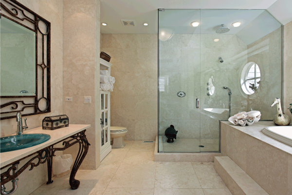Read more about the article 11 Bathroom Recessed Lighting Ideas
