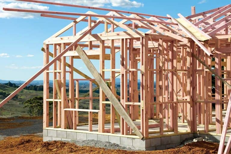 Timber frame construction of a house, How Long Does A New House Take To Settle?