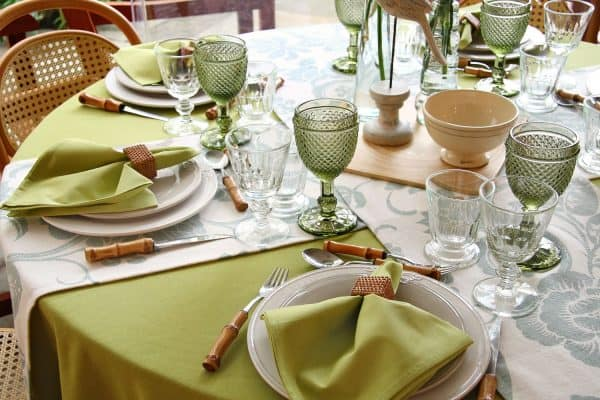 Read more about the article Should Napkins Match The Tablecloth?