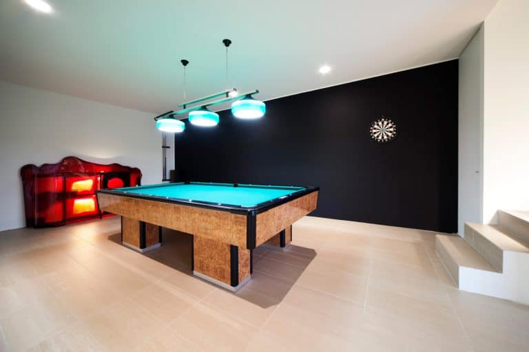 Beautiful new apartment basement, Carpet Vs Vinyl Plank In The Basement - Which To Choose