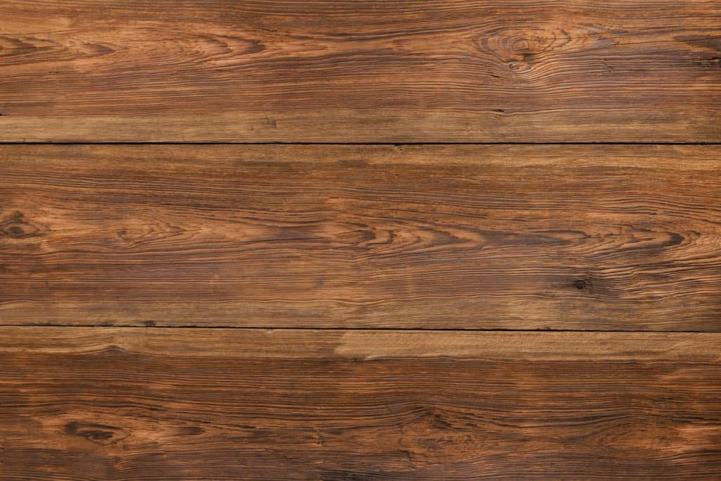 Detailed photo of a knotty pine wal
