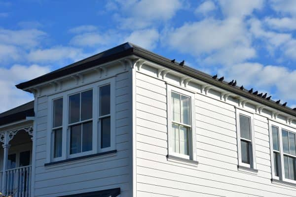 Read more about the article Should You Caulk Wood Siding? [And How To]