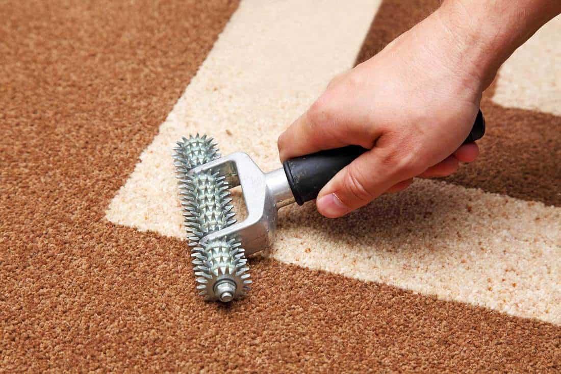 Installation of carpet