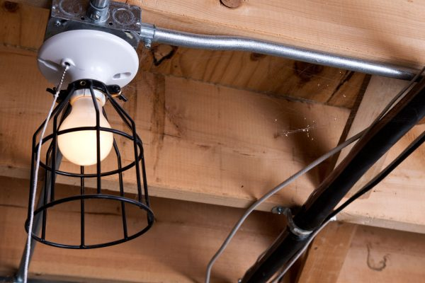 Read more about the article Best Lighting For Unfinished Basement Ceiling [5 Options Explored]