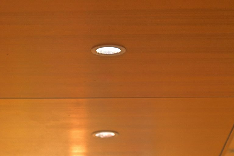 Modern Pot lightening with recessed lights, Does Recessed Lighting Use More Electricity? [And How To Make It More Efficient]