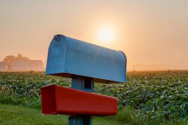 Read more about the article What Color Should A Mailbox Be?