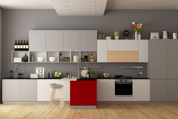 Read more about the article What Color Kitchen Cabinets Go With Grey Walls?