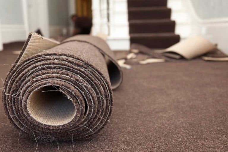 Home carpet installation of a new house, Does Carpet Installation Include Removal Of Old Carpet?