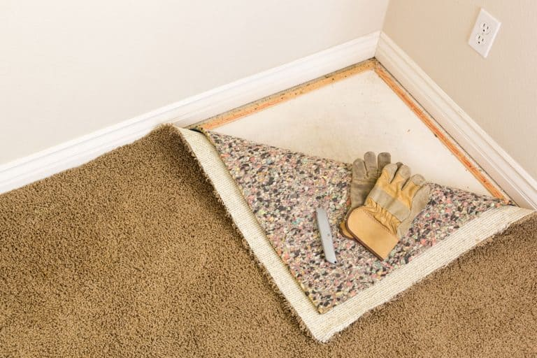 Installing a carpet padding, How To Install Carpet Padding On A Concrete Floor