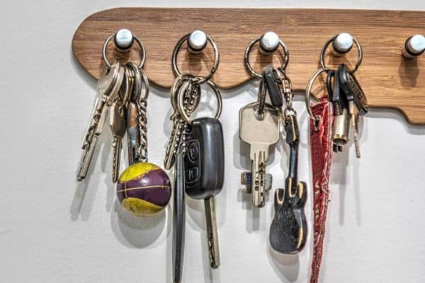 Read more about the article How High To Hang Key Hooks