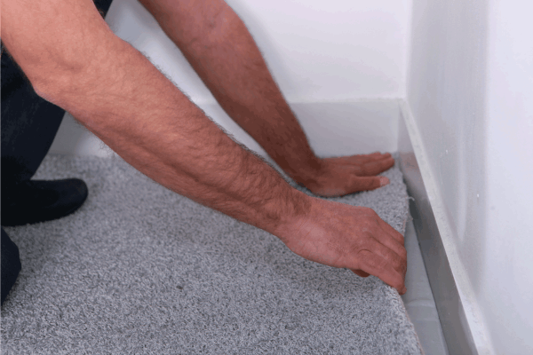 Read more about the article How To Lay Carpet Over Laminate Flooring [A Complete Guide]